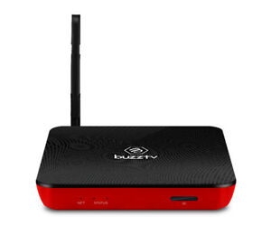 BuzzTV XPL 3000  Android IPTV OTT HD 4K TV Box + Kodi 17 XPL2000