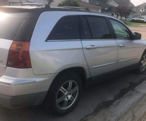 2007 Chrysler Pacifica touring edition