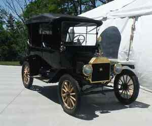 1915 Ford Model T-Touring Canadian Built 4 Door