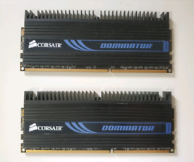 Corsair Dominator DDR3 2x2GB kit