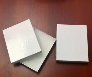 90 Gift Boxes + Brown kraft paper bags