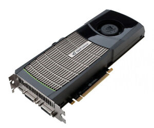 Nvidia GeForce GTX 480 GPU Graphic Card