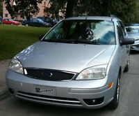 2005 Ford Focus SES ZXW Wagon