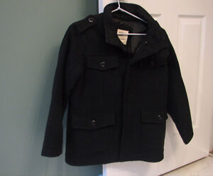 Black Wool Jacket Kitchener / Waterloo Kitchener Area image 1
