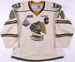 WANTED All game worn London Knights jerseys London Ontario image 1