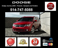 Dodge Journey ► Ailes et Pare-chocs • Fenders and Bumpers