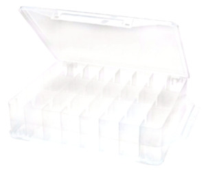 DOUBLE SIDED CONTAINER