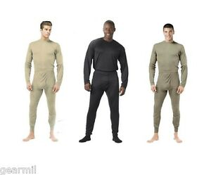 Gen-III-Silk-Weight-Long-Underwear-ECWCS-level1-Winter-layer-Thermal-size-S-3XL