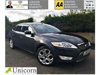 2008 Ford Mondeo 2.0TDCi (140ps) Titanium X (9 stamp on the book)