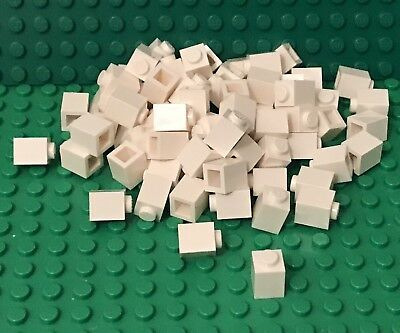25 Pairs Body Bulk Parts Lot Lego X50 Yellow Mini Figures Hand