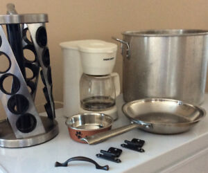Coffee Maker for two and stuff