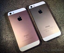 Apple iPhone SE Brand New O2/Giff Gaff/Tesco