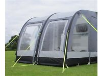 Kampa Rally air 260L Awning with extras