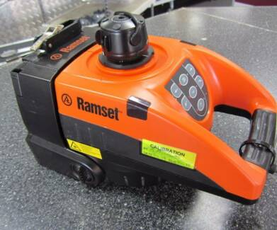 Ramset RL 150, Fully Automatic Laser Gunn Palmerston Area Preview