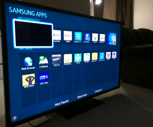 """Samsung 55"""" Inch Smart LED Tv !"""