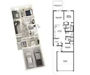 February Possession Available - Affordable Bungalow Strathcona County Edmonton Area image 5