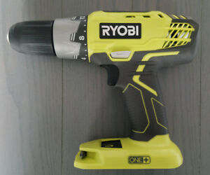 NEW! Ryobi 18 Volt 1/2 inch 2-Speed Drill Driver (Tool Only)