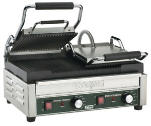 100% NEW WARING PANINI GRILLS & COMMERCIAL TOASTERS 4 SALE