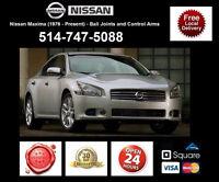 Nissan Maxima ► Bras Suspension et Rotules • Control Arms