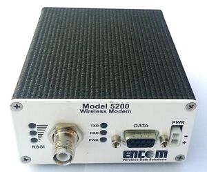 Encom Model 5200 Wireless Serial Modem 900 MHz Traffic Control Kitchener / Waterloo Kitchener Area image 3