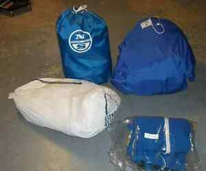 Good used sails,  other sailing items