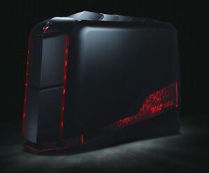 "Alienware R4 Aurora CUSTOM Desktop and 26"" Moniter"