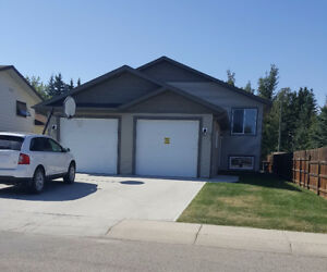Cut rate for September possession.  Newer Basement apartment.