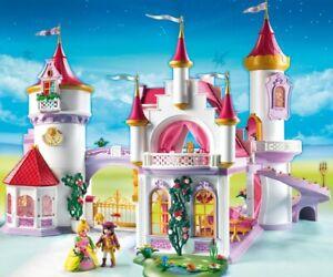 a ...Playmobil ; Princesse, Fée, Châteaux
