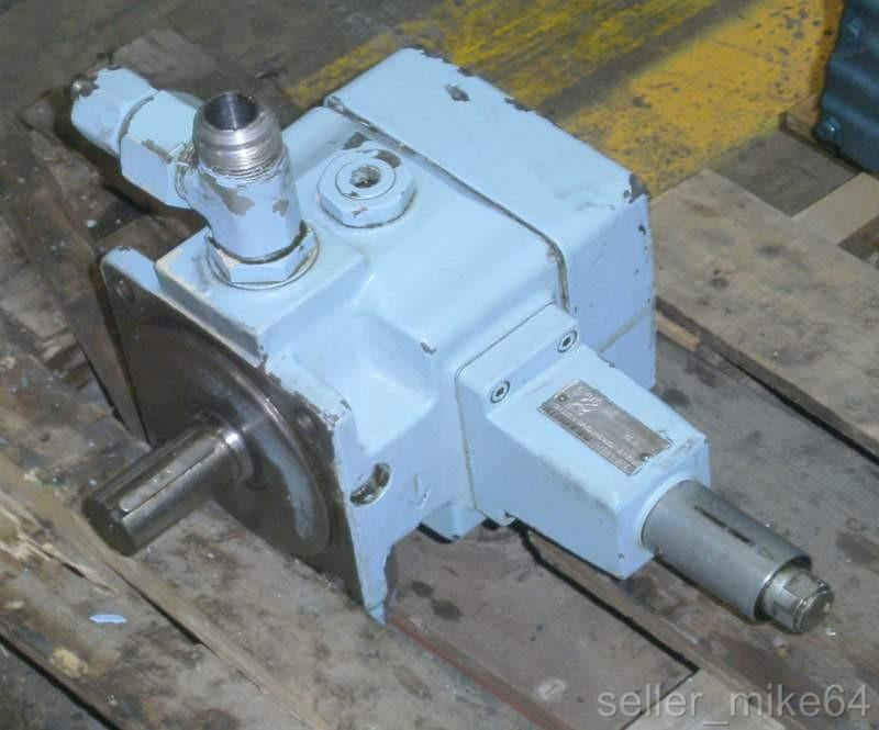 REXROTH 1PV2V3-30/63RA12MS 6A1/5 HYD VARIABLE VANE PUMP