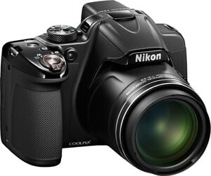 Excellent Point & Shoot Camera! (Nikon Coolpix P530)
