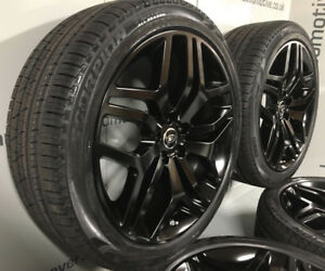 "22"" Range Rover WINTER Tires and Wheels 