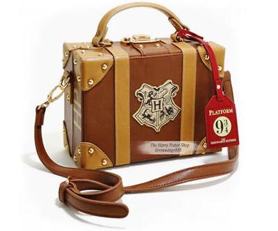 Harry Potter Hogwarts College Travel Small Trunk Handbag Messenger Shoulder Bag](Harry Potter Trunk)