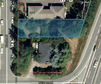 7,707sq.ft fully serviced & flat DUPLEX-BUILDING LOT