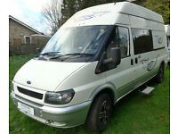 Ford Transit 350 LWD 2.4 Diesel Turbo 2 Berth High Top Van Conversion, Washroom