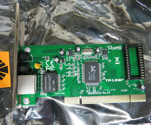 TP-Link TG-3269 10/100/1000 Gigabit NIC Network Adapter Card PCI West Island Greater Montréal image 1