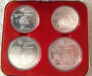 1973 Uncirculated Olympic Coins Kingston Kingston Area image 2