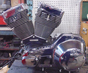 1999 Electra Glide complete engine and Drive train - TWIN CAM 88