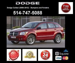 Dodge Caliber ► Ailes et Pare-chocs • Fenders and Bumpers