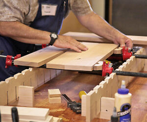 Free report on woodworking income and 100 Free project plans