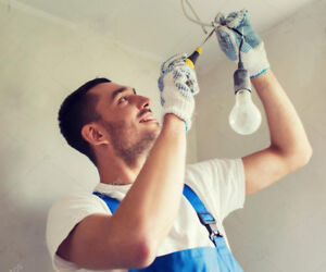 AFFORDABLE ELECTRICIAN? SAME DAY SERVICE! SAVE MONEY!