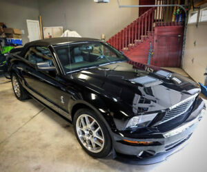 2007 Ford Mustang Shelby GT 500 convertible