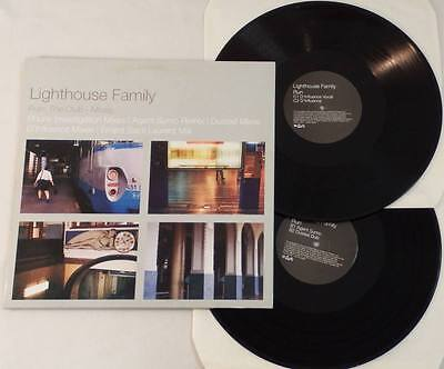 "LIGHTHOUSE FAMILY Run The Club Mixes 12"" 2 Vinyl 2001 * TOP"