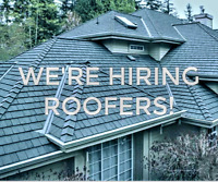 Hiring Roofers & Roofing labourers