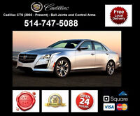 Cadillac CTS - Control Arms and Ball Joints • Bras Suspension