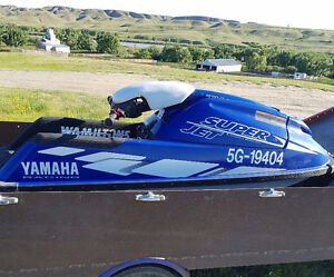 1998 Yamaha SuperJet (Twin Carb) EXCELLENT CONDITION!