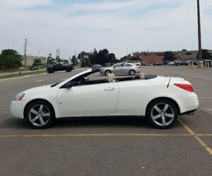 Pontiac G6 Convertible - Safety and Emission included