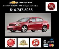 Chevrolet Cobalt ► Ailes et Pare-chocs • Fenders and Bumpers