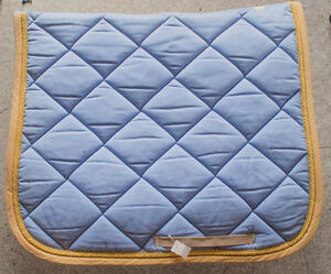 RG Made in Italy Dressage Pad Blue