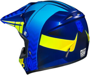 Helmet HJC CL-XY YOUTH 2 Cross Up Mc-2h Size:Medium