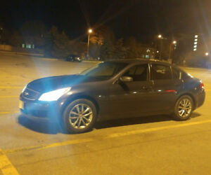 INFINITI G35X FOR PARTS